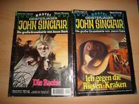 John Sinclair Roman Hefte Duisburg - Homberg/Ruhrort/Baerl Vorschau