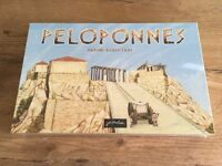 Peloponnes board game