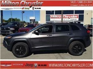 2016 Jeep Cherokee TRAILHAWK 4X4|LEATHER|8.4