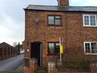3 bed semi cottage with off road parking for 3 cars close to the centre of Tarporley. Great pubs!