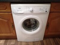 Zanussi washing machine 1200 spin