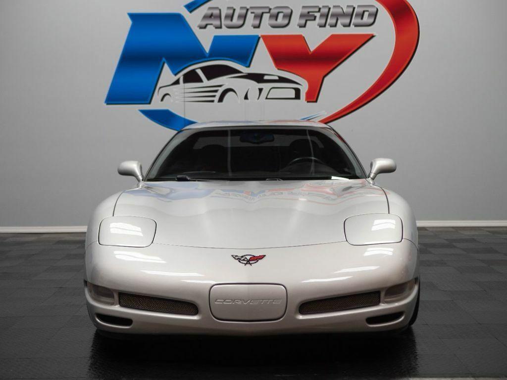 2001 Silver Chevrolet Corvette Z06    C5 Corvette Photo 10