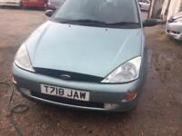 Ford Focus long moted Petrol 51 k millage 395