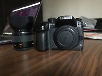 GH4 and Go Pro Hero Silver
