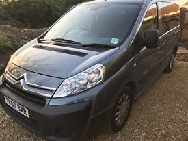 2007 CITROEN DISPATCH DIESEL 9 SEATER MINIBUS IDEAL FOR EXPORT FOR EUROPE OR AFRICA!