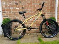 "24"" stunt bmx flow drift bike"