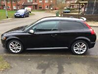 Volvo C30 1.8 R-design sport coupe 2 door manual petrol