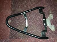 Yamaha r6 grab rail