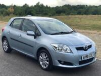 AUTOMATIC Toyota Auris 1.6 T Spirit Multimode 5dr, Warranted 56K Miles, 3 M Warranty, F S History