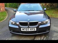 BMW 320d, low mileage,service history ,automatic