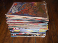 2000AD Vintage 1980s Comics 120+ Issues Progs 523-662 + Progs 426 427 from 1985 + Annuals & Specials