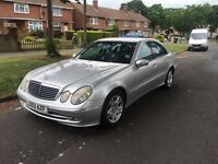"""2003 MERCEDES-BENZ E270 AVANTGARDE 2.7 CDI AUTOMATIC """"P/X TO CLEAR"""""""