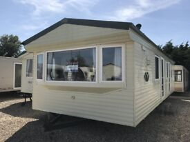 WILLERBY VACATIONS 35x12/3 HEATED CARAVANS MOBILE HOME FREE DELIVERY
