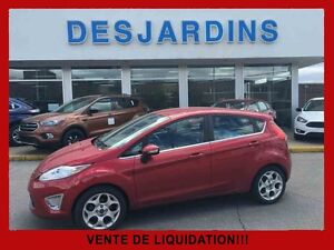 2011 Ford FIESTA 5-DR SES *MANUEL* BLUETOOTH / A/C /GROUPE ELECT