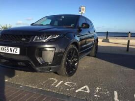 Range Rover Evoque Dynamic TD4 HSE 2.0 Auto 2016