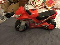 Toy Ride on Motorbike