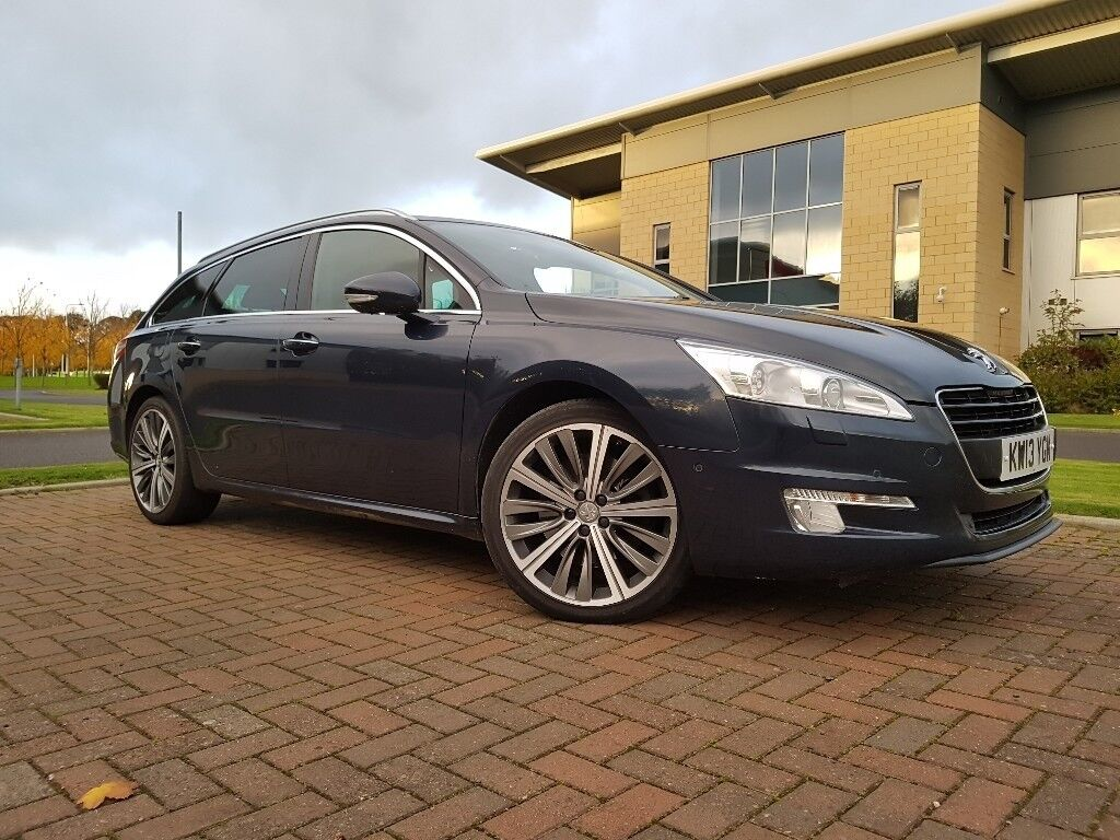 peugeot 508 gt sw estate 2 2 hdi 200 bhp auto leather navigation fsh 2013 13 in woodford. Black Bedroom Furniture Sets. Home Design Ideas
