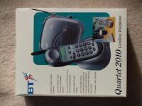 BT Quartet 2010 Cordless Phone
