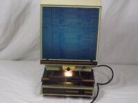 Rare Vintage Northwest Microfilm Reader 511