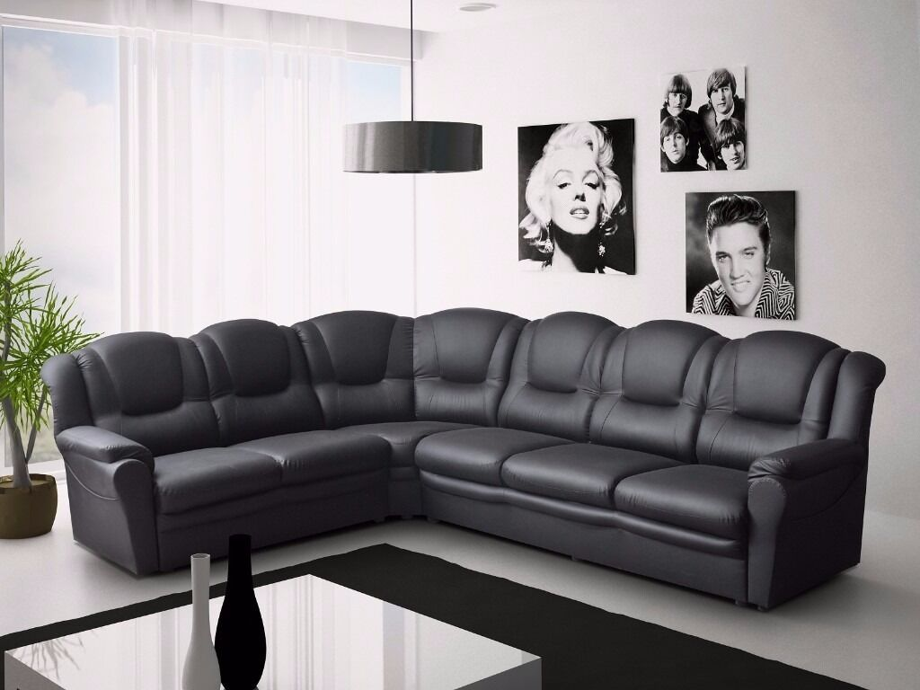 50 Reduction From Rrp Brand New Texas 7 Seater Corner Sofa Available In Leather Or Fabric