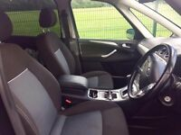 Ford Galaxy 2.0 TDCi Zetec Powershift 5dr DRIVES WELL,HPI CLEAR, NEW GEAR BOX AT 90K
