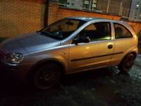 Vauxhall Corsa, 2004 (54) Purple Hatchback, Manual Petrol, 76,600 miles in Glasgow