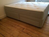 2 divan beds 5 months old
