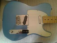 FENDER SQUIER TELECASTER *MADE IN KOREA*RARE 1989* IN GREAT CONDITION.