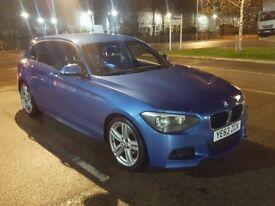 BMW 1 Series M sport -