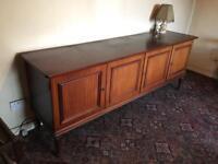 Vintage retro sideboard £170
