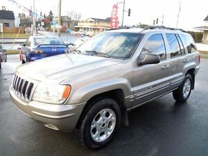 2001 Jeep Grand Cherokee Limited 4.7L