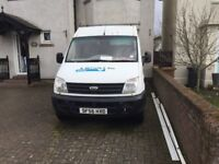 Van for sale spares and repairs. Could be fixed up needs brakes and mot.