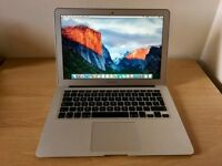 MacBook Air 13 - Barely used ! Just 270 battery cycles!
