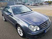 Automatic Mercedes Benz CLK AVANTGARDE, F.SRV.HSTRY,F.LEATHER,Mot