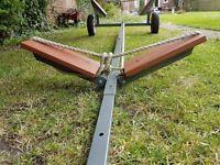Canoe Trailer (pull along)