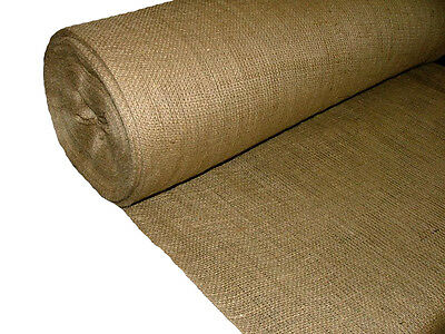Plant & Shrub & Garden Frost Protection Hessian 46 mts
