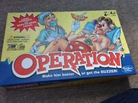 Operation game like new