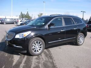 2016 Buick Enclave AWD |Auto |Leather |Sunroof |7 Seater