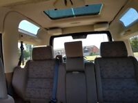 Land rover discovery auto 7 seater 100k
