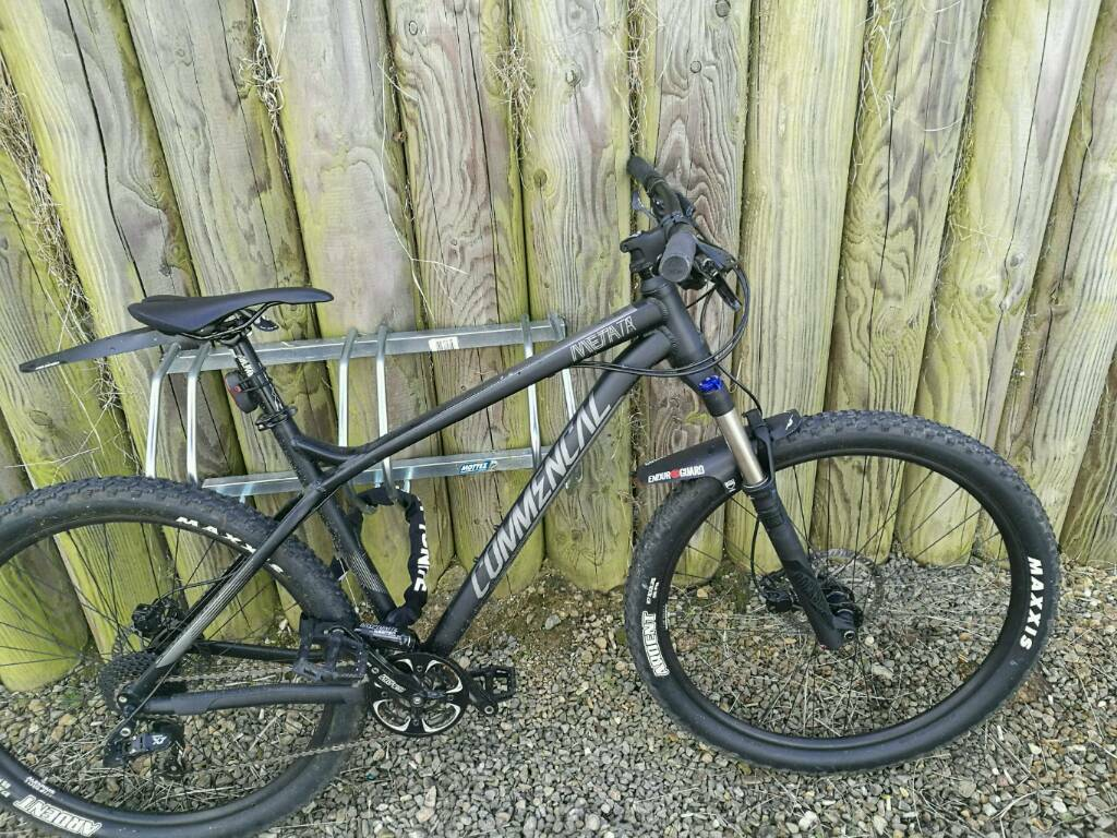 Mountain bike Commencal Meta HT Trail Ride Bike 2017
