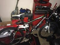 """19"""" Carrera Banshee X Downhill/Mountain Bike"""