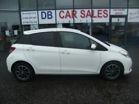 ONLY 26K MILES !!! 2012 62 TOYOTA YARIS 1.0 VVT-I EDITION 5D 70 BHP **** GUARANTEED FINANCE ****