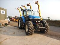 new holland 8770 4x4 tractor