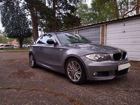 BMW 120D MSPORT *AUTO 56K MILES *