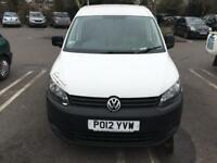 Vw caddy maxi, 12 plate 98k 1 owner.