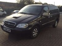 Kia Sedona, MPV 2.9 Diesel, CRDi LE Automatic 5dr, run very smooth, very clean in & out, HPI clearn
