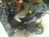 Lexmoto moped