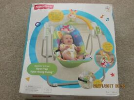 New Tiny Love Gymini Bouncer