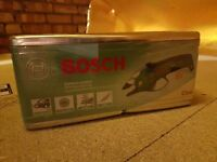 Powered Bosch cordless secateurs powered li-ion battery charger included Boxed