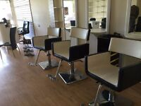 Salon furniture clearance - collection Bury St Edmunds